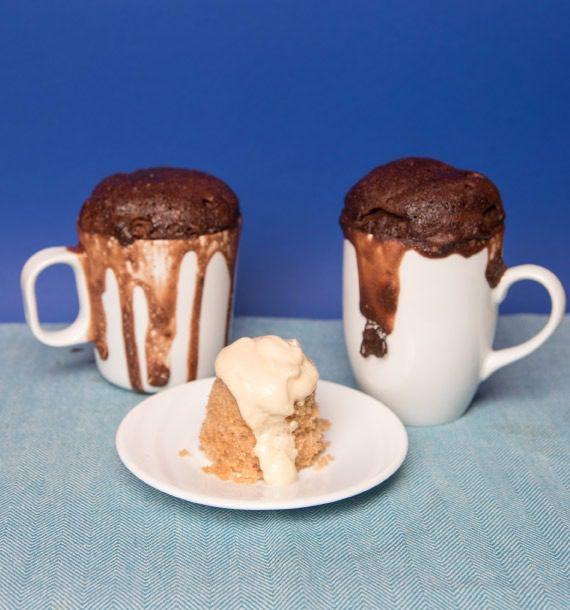 Crazy Mug Cakes - our cup cake recipes