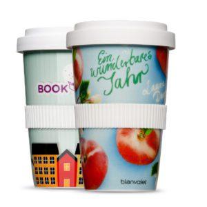 Coffee to Go Becher mit Fotodruck - Mahlwerck Porzellan Form 345
