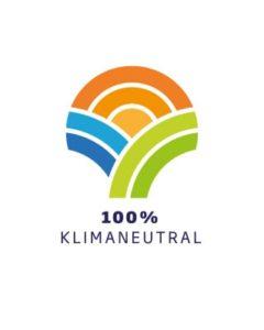 Logo klimaneutrale Produktion