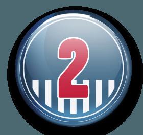 3-2-1 Mahlwerck Doming - die schnellste Werbetasse