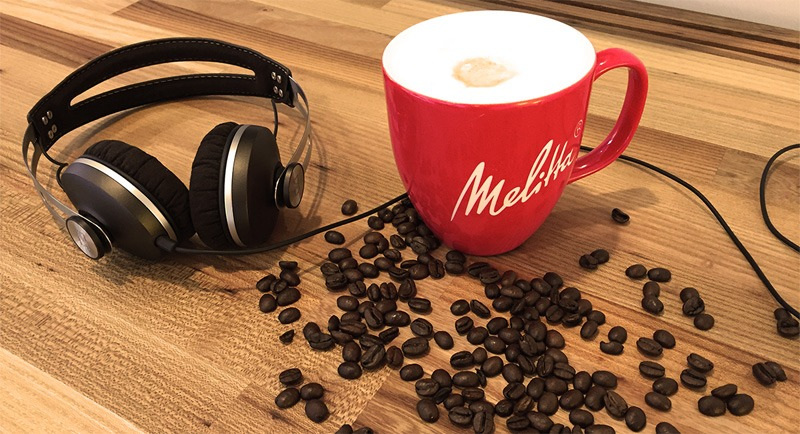 Melitta coffee and Mahlwerck cup - the perfect combination