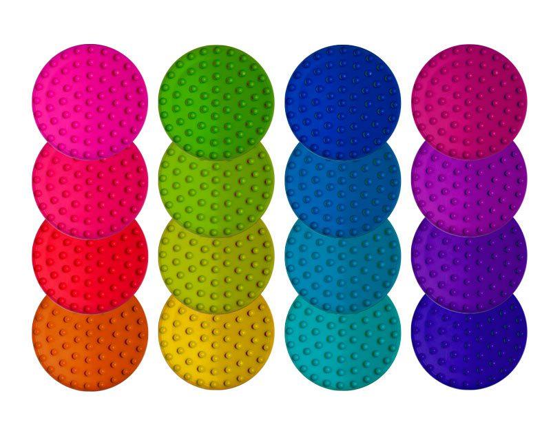Untersetzer Silikon Pad für moderne Tassen