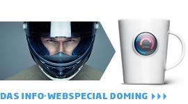Doming-Tasse - Link zum großen Info-Webspecial