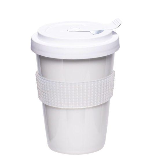 Wiederverwendbarer Kaffeebecher to Go - Mahlwerck Porzellan