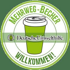 German Environmental Aid - Coffee to Go Reusable Cup