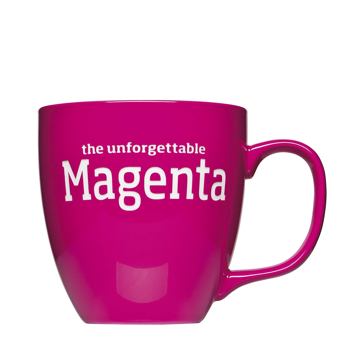 Printing jumbo cups with Pantone colors - promotional cups from Mahlwerck Porzellan