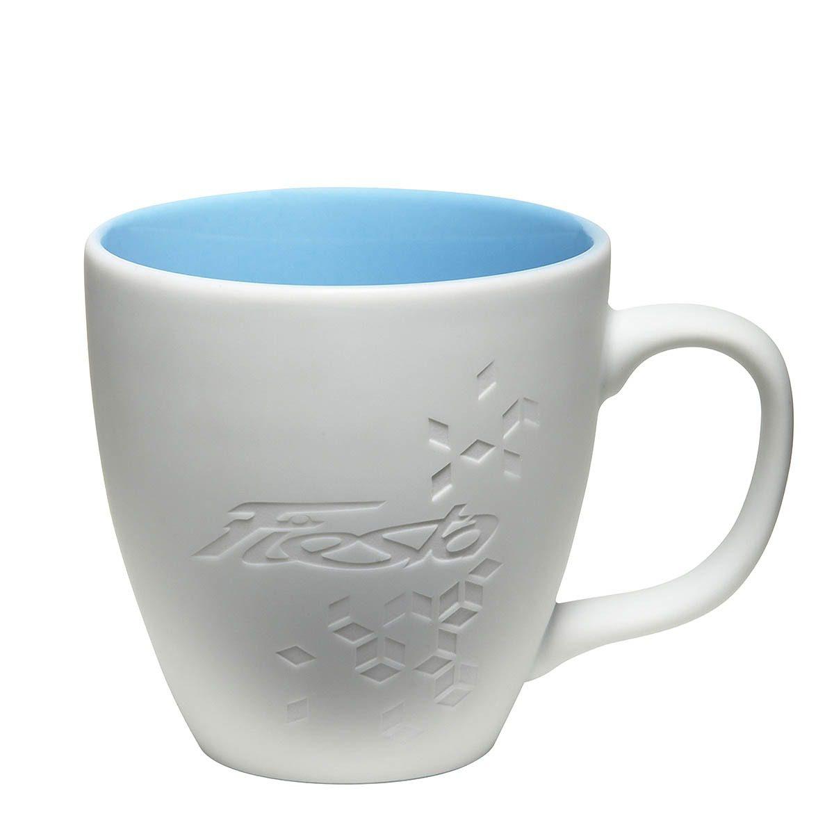 Jumbo mug with logo engraving and Pantone color inside - Form 151