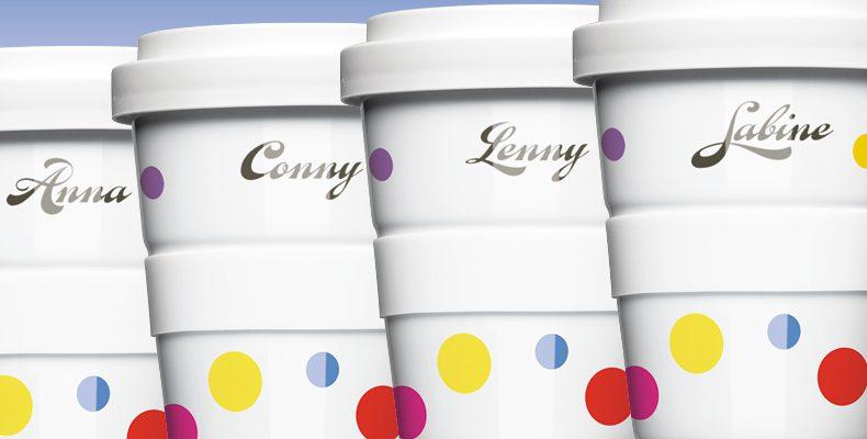 Werbeartikle - Tassen und Becher mit Personalisierung - Mahlwerck Porzellan