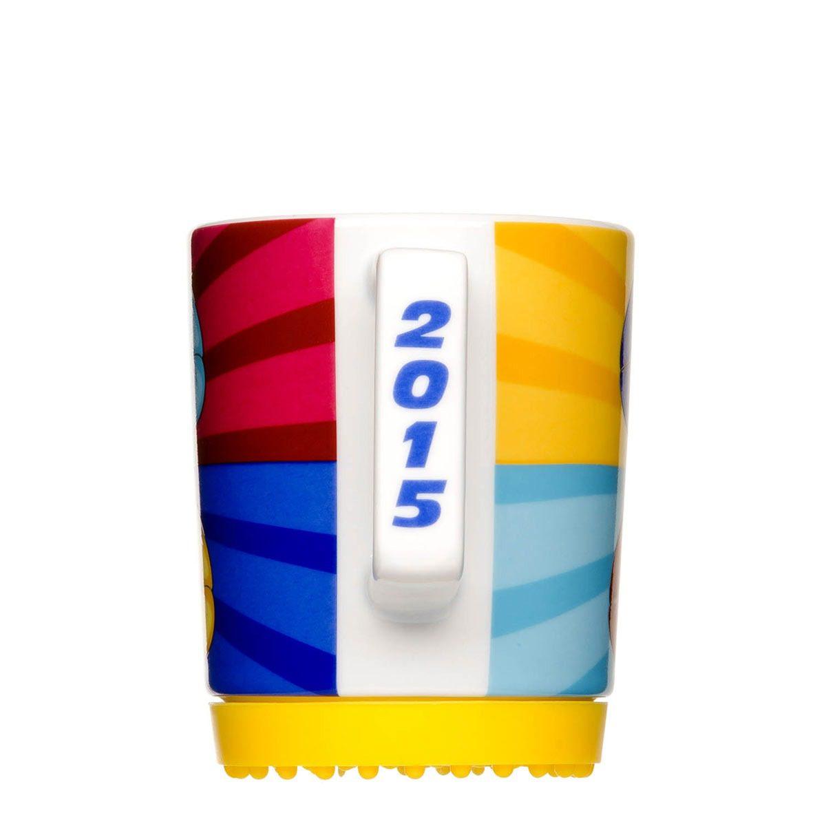 Henkeldruck bei Tassen als Werbeartikel