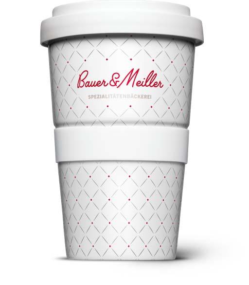 Coffee to Go Pfandbecher für Mehrweg-Systeme