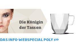 Auffällige Werbeartikel - Poly Webspecial
