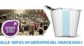 Snack2Go Lunchbox Websprecial