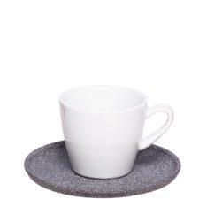 Mug with granite look for printing or engraving - Mahlwerck porcelain