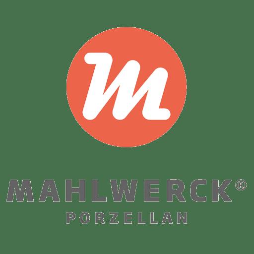 Mahlwerck porcelain logo - high quality promotional items