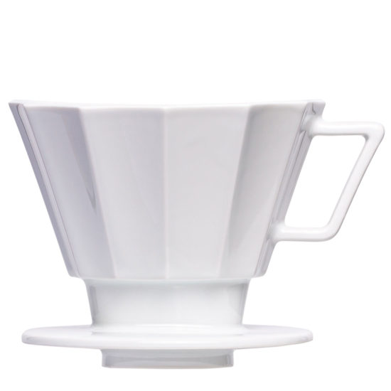 Handfilter für Kaffee zum Bedrucken oder Gravieren - Mahlwerck Porzellan