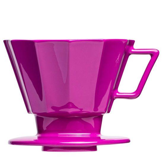 Aufsatz für Kaffeefilter zum Aufgiessen von Kaffee farbig - Mahlwerck