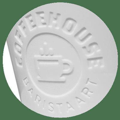 Offer engravings on cups - Mahlwerck porcelain