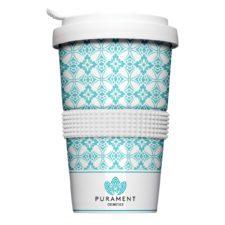 Coffee to Go mit Vintage oder Retro Stil - Mahlwerck Porzellan