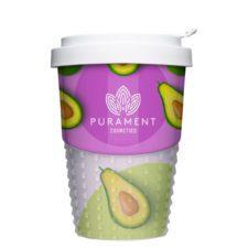 Erfrischendes Brand Design bei Coffee to Go Becher - Mahlwerck Porzellan