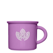 Tassen im Vintage Stil zum Bedrucken mit Logo - Mahlwerck Porzellan