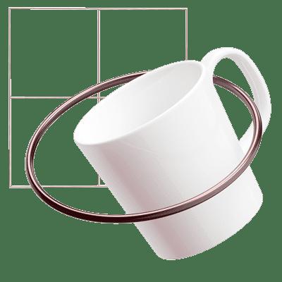 Basics Tasse Kategorie - Mahlwerck Porzellan