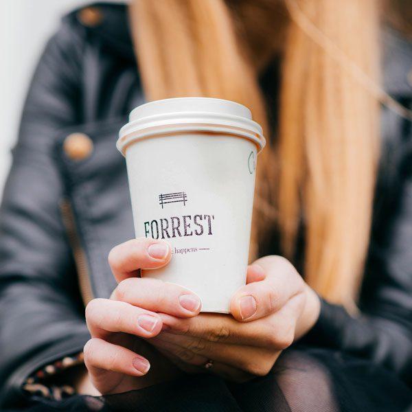 Coffee to Go aus Bio Kunststoff nicht biologisch abbaubar