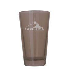 Extravagantes Glas mit Logo - Mahlwerck Wassergläser
