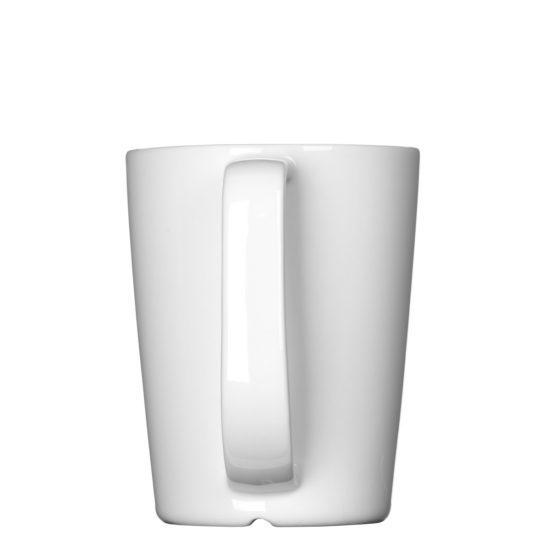 Tasse mit großem Henkel zum bedrucken lassen - Mahlwerck Porzellan