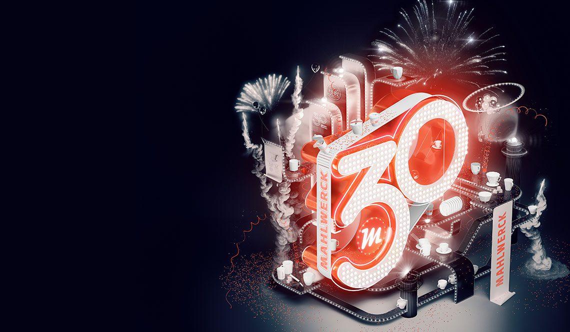 30 years of Mahlwerck Porzellan - we're celebrating