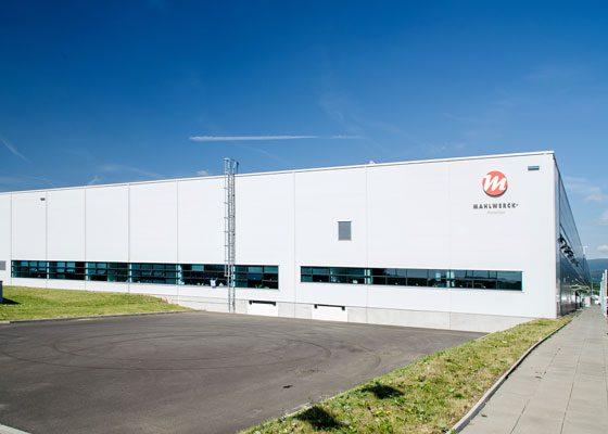 Mahlwerck zieht in die neue Manufaktur in Tschechien