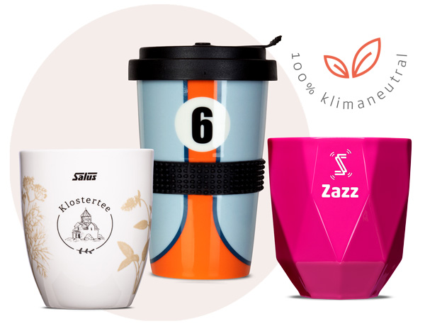 Promotional cups - have cups printed