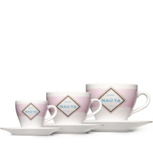 Espresso & cappuccino cups for printing - Mahlwerck porcelain